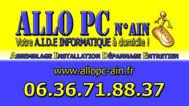 ALLO PC n°AIN